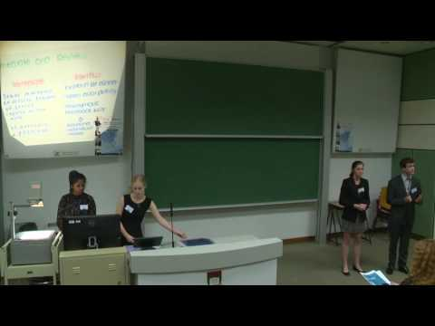 2016 Round 1 B1 HSBC/HKU Asia Pacific Business Case Competition