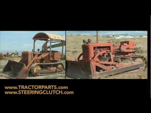 Used Caterpillar Parts & Equipment Crawlers