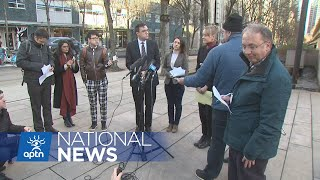 B.C. Court of Appeal grants government extension to improve treatment of prisoners | APTN News