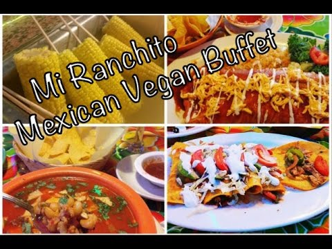 mi ranchito mexican vegan buffet in salt lake city utah youtube. Black Bedroom Furniture Sets. Home Design Ideas