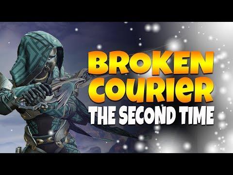 Destiny 2 STORY SPOILER ALERT - Broken Courier Mission SECOND TIME! |
