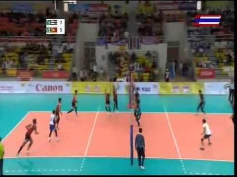 ไทย - เวียดนาม :วอลเลย์บอลชายซีเกมส์ครั้งที่ 27 :19.12.2013: set 2 - set 3