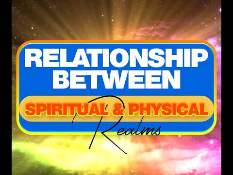 Relationship btn Spiritual & Physical Realms ||Apostle John Kimani William