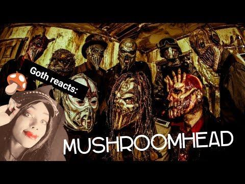 Goth Reacts to Mushroomhead | Black Silk