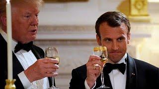 Macron-Trump :