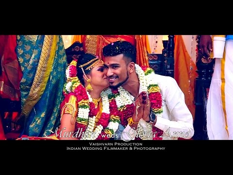 Indian Wedding Filmmaker I Murdhan Gloria Anne I Vaishvarn Production