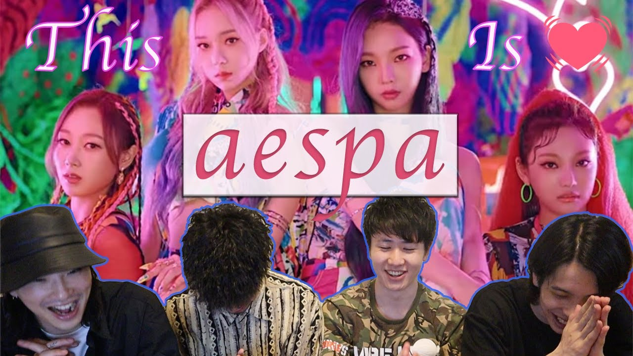 "Download 【aespa】""Black Mamba""-Japanese REACTION"