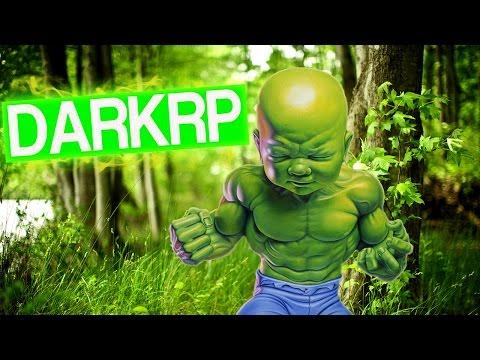GMOD DarkRP FR #74 : LES BÉBÉS HULK ! - Xeos