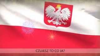 Flaga - polska piosenka patriotyczna - karaoke