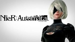 NieR Automata Gameplay Launch Trailer 2017 (PS4 / PC)