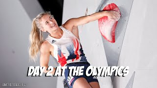 Day 2 of Sport Climbing - Women's Qualification, Medal Favourites and Bouldering Explained