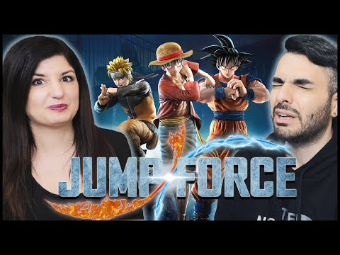 JUMP FORCE: CHE CONFUSIONE!