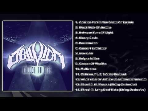 Oblivion - Called To Rise (FULL ALBUM/HD) [Unique Leader Records]