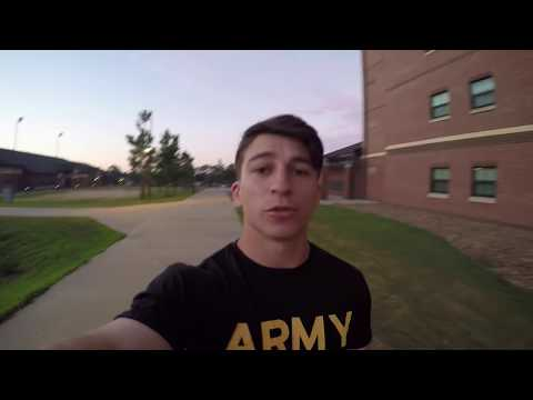 Army Enlisted Soilder Day In The Life