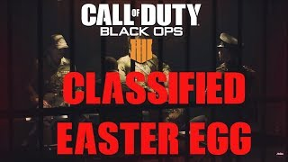 Classified Round 150 Easter Egg Cutscene