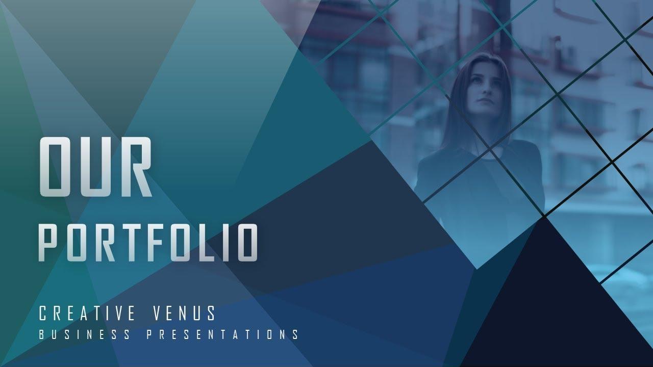 portfolio cv