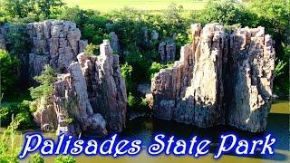 Palisades State Park in South Dakota ~ Hiking & Camping - Wyoming Trip part 4