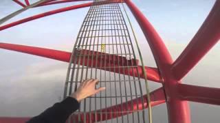 русские покорили самый высокий небоскреб в китае 650 метров