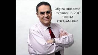 Fred Honsberger death news report - 12/16/09 - KDKA-AM 1020