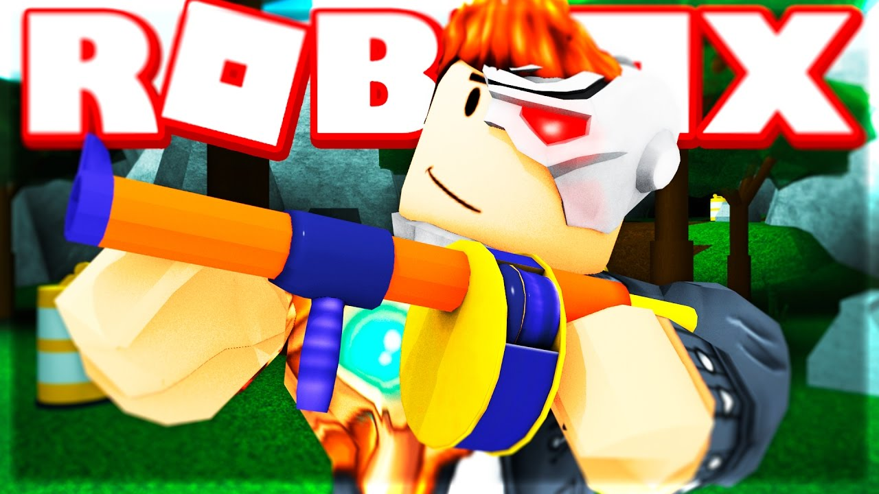 How To Always Win At Nerf Fps In Roblox Youtube