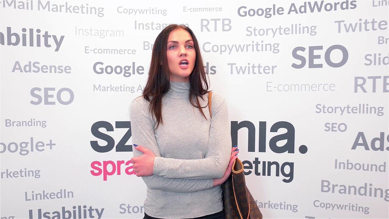 Szkolenie Skuteczny E-Marketing – opinia Emilii Łaty