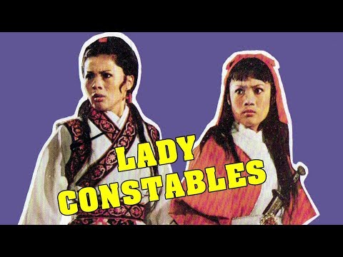 Wu Tang Collection - Angela Mao in The Lady Constables