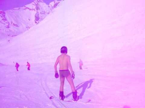 Thibaud Nude Surfer