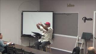 3-20-19 Mathetes: Los Beneficios De La Justificación (Pastor Marcel Torres - En Sus Pasos)