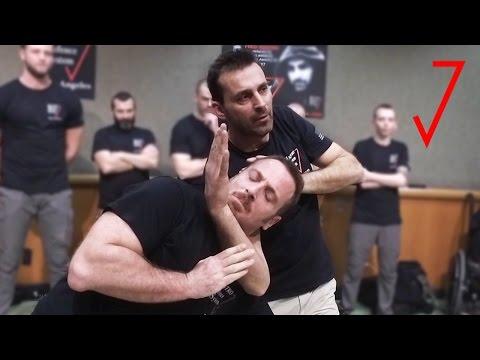 FRED MASTRO FIGHTING SYSTEM - DVD L.A. SEMINAR