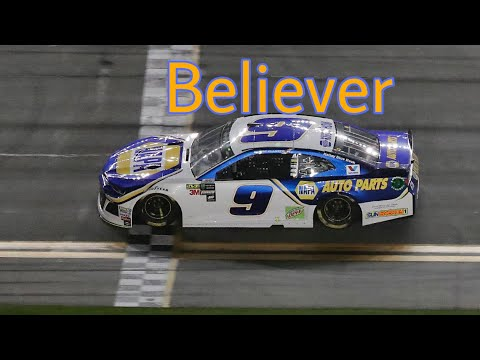 Chase Elliott-Believer music video