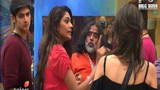 In Graphics: BIGG BOSS 10-  Lopamudra Threatens To SLAP Swami Om