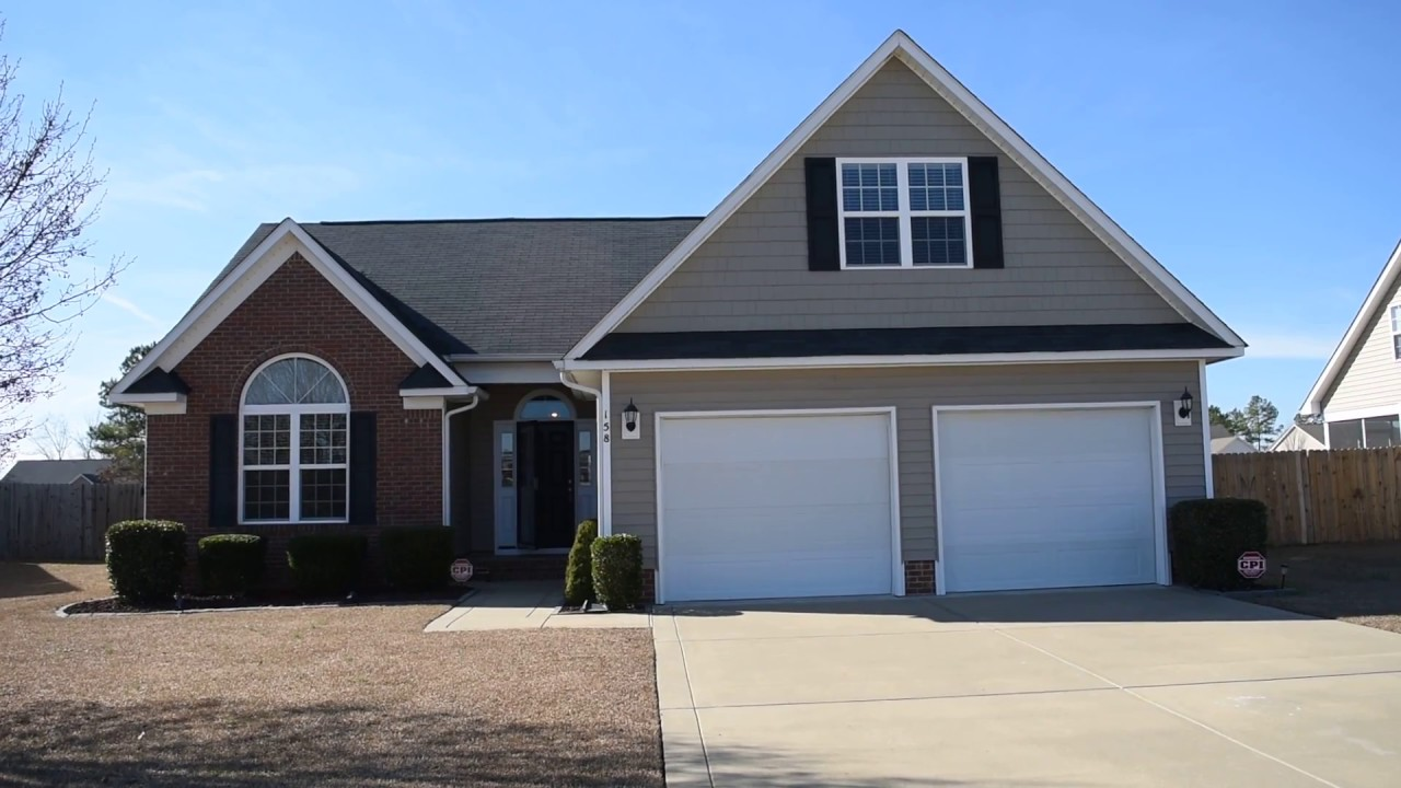 Impeccable House On 158 Chamberlin Blvd Raeford Nc Fort Bragg