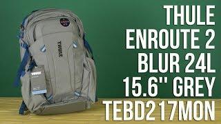Розпакування Thule EnRoute 2 Blur 24L 15.6