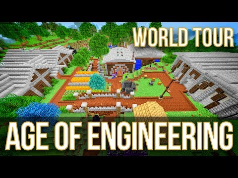 Age of Engineering World Tour