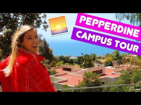PEPPERDINE CAMPUS TOUR 2017!! & COLLEGE STORIES {A Short Film}