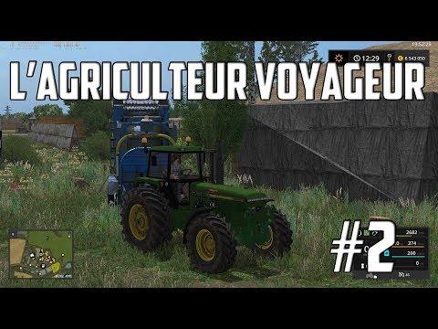 L'AGRICULTEUR VOYAGEUR EPISODE 2 Maps fsh modding maps