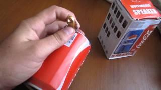 Boxa Portabila Mp3 Player - forma de doza de suc - diverse modele