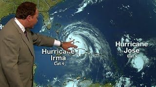Will Irma strengthen back into Category 5 before making U.S. landfall?