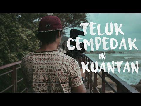 Travel Malaysia: Teluk Cempedak, Pahang (ep 17)