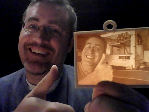 Modeling For 3D Printing - Lithophane project
