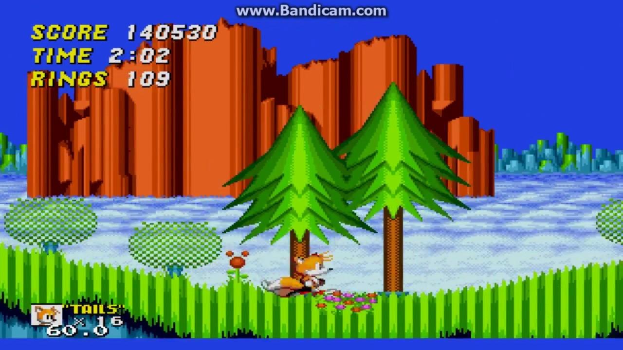 Sonic The Hedgehog 8: Hill Top Zone - Walkthrough