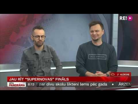 Jau rīt ''Supernovas'' fināls