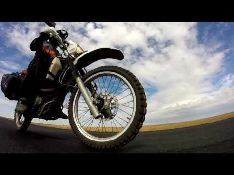 Episode 2 - Bulgaria to Kyrgyzstan by Suzuki DR350 - Ninjatrip 4