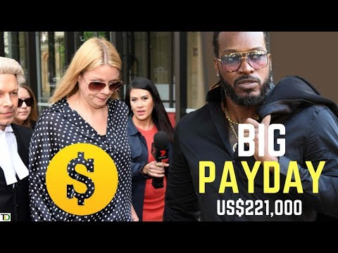 Chris Gayle wins US$221,000 in Defamation Settlement