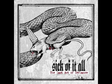 Sick of it all - Stand down mp3