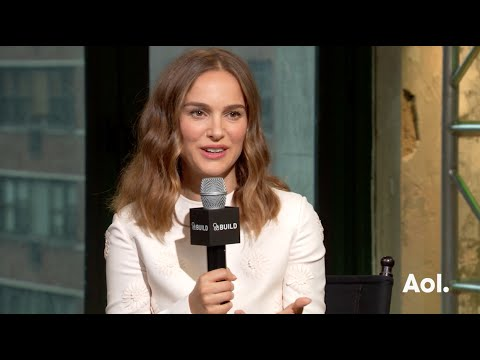 "Natalie Portman On ""A Tale Of Love And Darkness"" 