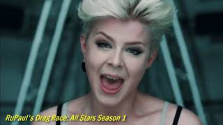 RuPaul's Drag Race - All songs Used in a Lipsync [S1 to S10]