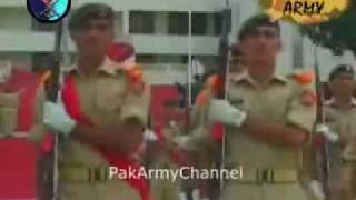 Azam jawan pakistan army song