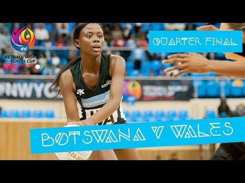Botswana v Wales | #NWYC2017