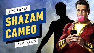 Shazam!'s Big DC Superhero Cameo Revealed